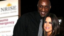 "Lamar Odom Out Of COMA Says ""Hey Baby"" To Khloe Kardashian"