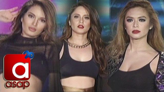 ASAP: Bangs, Jessy & Sarah go sexy on ASAP dance floor