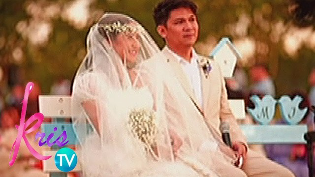 Kris TV: Jolina talks about her wedding