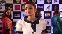 Alia Bhatt comments on affair with Siddharth Malhotra !