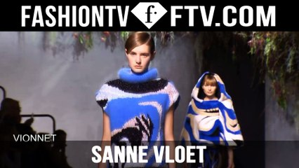 Model Talks FW15-16 ft. Sanne Vloet part 2 | FTV.com