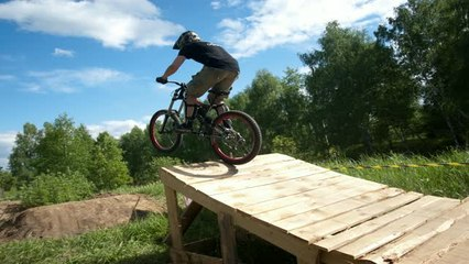 Downhill - First Session