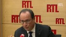 """""""Chaque demandeur d'emploi se verra proposer une formation"""", promet François Hollande"""