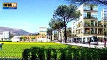 Côte d'Azur: après les intempéries, des projets immobiliers se poursuivent en zone inondable