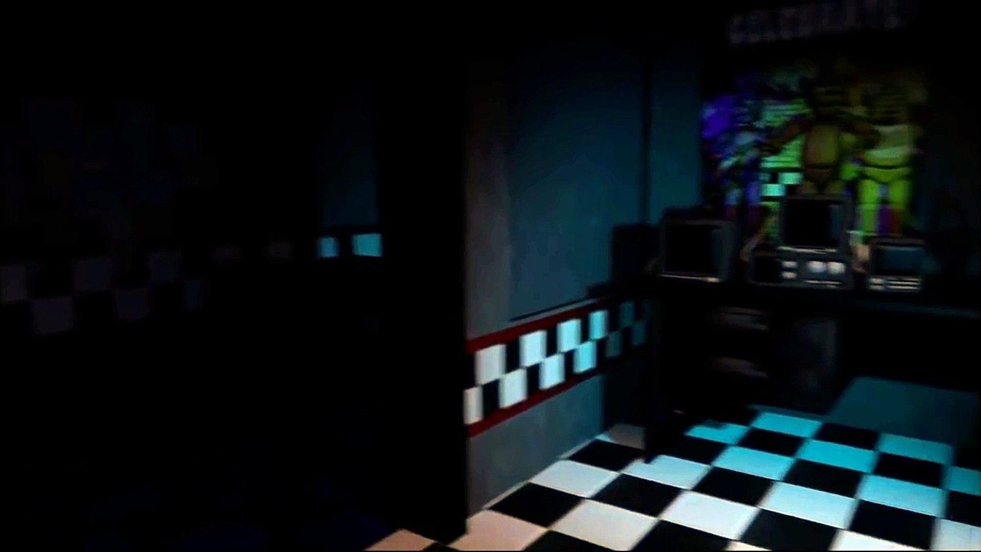 Five Nights at Freddys : SEXY FREDERIKA JUMPSCARE! | FNAF SFM Animation