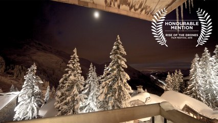 A Vision - Avoriaz 1800 In It's Winter Glory