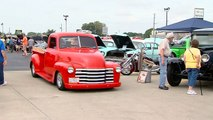 Wounded Warrior Car Show
