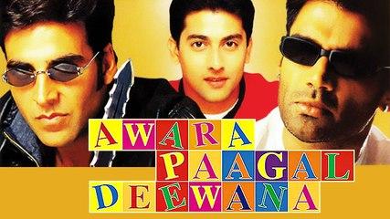 Awara Paagal Deewana | Full Movie | Akshay Kumar, Sunil Shetty, Aftab Shivdasani