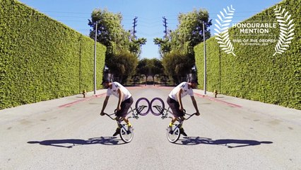 A Cycledelic Trip - BMX Is A Ride Of It's Own