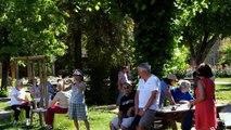 Video séjour découverte en Aveyron concours pétanque et visite de Rodez  Amicale retraités LCL St-Germain-en-Laye