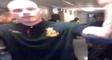 Les prisonniers anglais font la fête : alcool et drogue à volonté