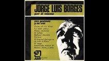 Jorge Luis Borges: Borges por él mismo - Audiolibro