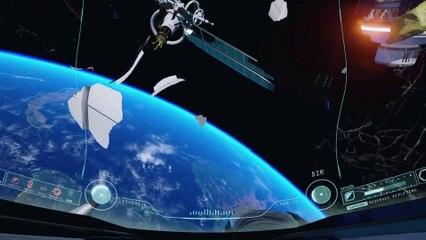 Adr1ft : 18 minutes d'apesanteur avec l'Oculus VR - HD