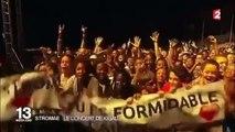 """""""Merci papa"""" : Stromae rend hommage à son père en plein concert à Kigali"""