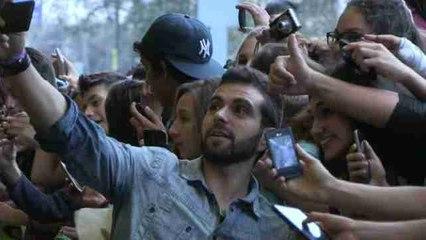 """Los """"youtubers"""" conquistan al público de Buenos Aires"""