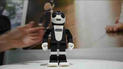 Robots interactivos y tecnología punta para el hogar se dan cita en CEATEC