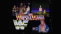 WWF Wrestlemania - Greg Valentine Vs. The Junkyard Dog