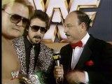 WWF Wrestlemania - Greg Valentine & The Junkyard Dog Interview