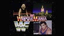 WWF Wrestlemania - Ricky Steamboat Vs. Matt Bourne