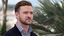 Timberlake's Emotional at HOF Induction