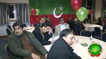 PTI UK Southwest event in Bristol with Dr Arif Alvi Part 1