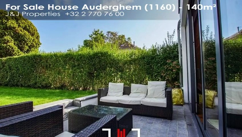 For Sale - House - Auderghem (1160) - 140m²