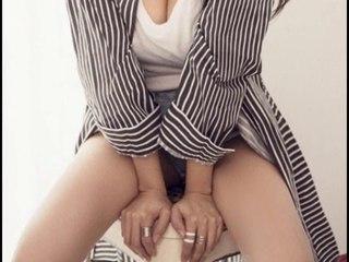 HOT!!! Brown Eyed Girls Member Narsha Returns In Sexy Photo Shoot For International BNT