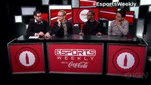 Are Competitive Fighting Games Esports? - Esports Weekly with Coca-Cola