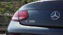 2016 new Mercedes C - Class Coupe - C63 Coupe - World Premier - Frankfurt 2015