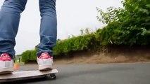 Walkcar - le nouveau moyen de se déplacer inventé au Japon