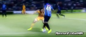 Ronaldinho DEBUT Match VS Tigres ● HD 720p 18.09.2014 Copa Mexico