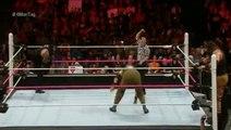 The Wyatt Family Vs. WWE World Heavyweight Champion Seth Rollins, Dean Ambrose & Roman Reigns WWE Monday Night Raw 19th October 2015 19/10/2015 Full Video