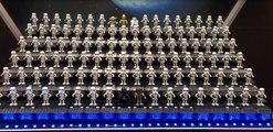 110 Star Wars Opera Toys Dancing Together