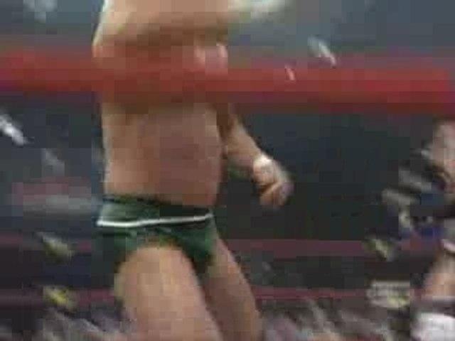 Harris vs Roode + L'ami d'Eric Part. 1