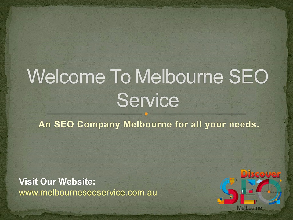 SEO Consultant | Melbourne SEO