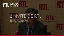 """Pour François Fillon, on est dans une """"petite social-démocratie"""" de François Hollande"""