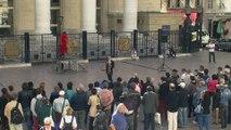 Sirènes et midi net // Pendue // Cie Kumulus // 7 octobre 2015
