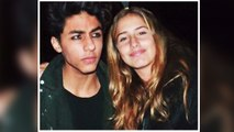 Shahrukh Khan's Son Aryaan PARTIES With Mystery Girl