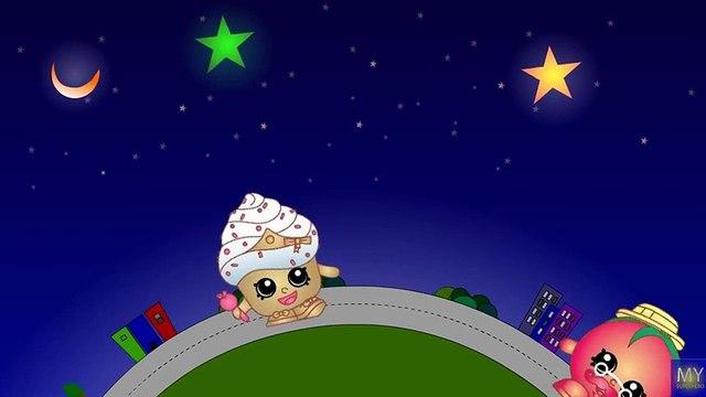 Shopkins Toys | Funny cartoons | Nursery rhymes kids | ABC toys