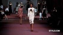 Style.com Fashion Shows - Dolce & Gabbana Fall 2015 Ready-to-Wear