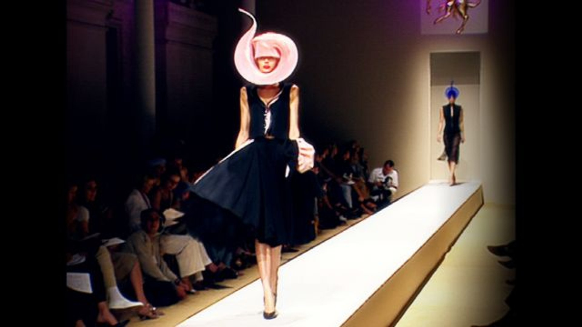 Throwback Thursdays with Tim Blanks - Philip Treacy: The Mad Hatter