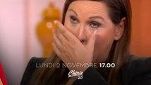 Evelyne Thomas en larmes dans la première bande-annonce de C'est mon choix (Chérie 25)