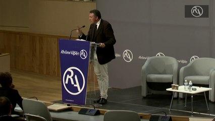 Conférence d'Olivier Torres : « Entreprendre, c'est bon pour la santé ! »