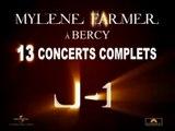Pub - Mylene Farmer - concerts Avant Que l'Ombre à Bercy J-1