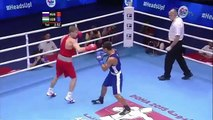 Dunaytsev becomes 64kg Boxing World Champ - Universal Sports