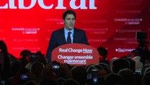 Canada, alle politiche trionfo elettorale dei liberali di Trudeau