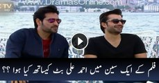 Humayun Saeed Shared The Funny Incident Happened With Ahmed Ali Butt