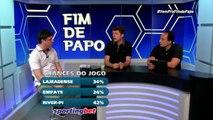 FIM DE PAPO - 18.10.15