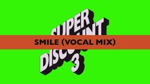 Etienne de Crécy feat. Alex Gopher & Asher Roth Smile (Vocal Mix) [Cover Art]