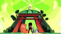 Steven Universe Garnet vs Ringo (Clip) [HD] Garnets Universe